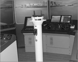 UTT Marine Simulated Rooms